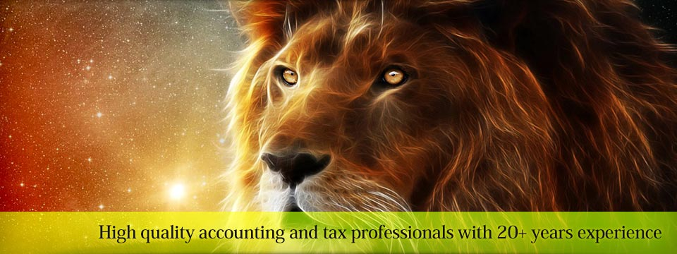 High quality accounting and tax professionals with 20+ years experience